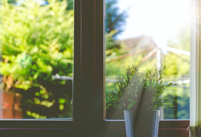How much is window replacement in a house?